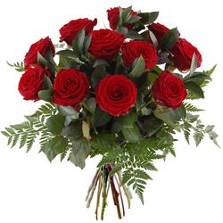 Bukiet róże na urodziny Telekwiaciarnia